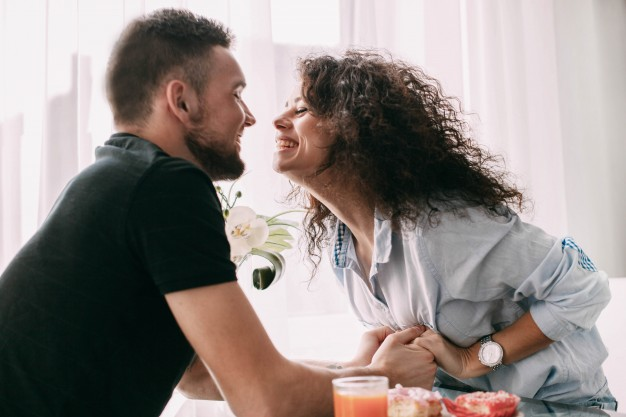 How to get your spouse's attention…keeping it short and sweet!